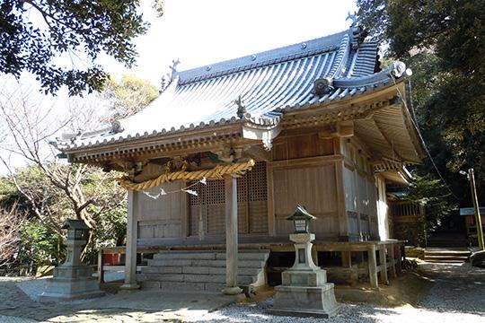 三崎八幡神社